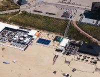 Luchtfoto Trampolinepark Bloemendaal aan Zee
