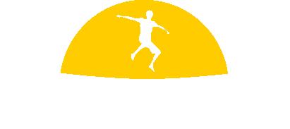 Trampolinepark Bloemendaal aan Zee Logo